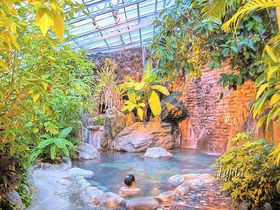 伊豆・熱川温泉「ホテル カターラ RESORT&SPA」で充実した温泉とバイキングを満喫!