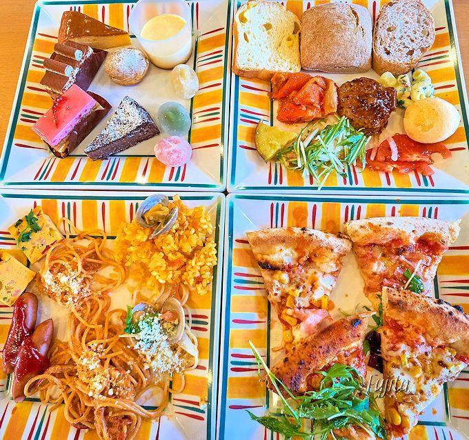 「高原のテーブル」には、魅力的なイタリア料理がいっぱい!