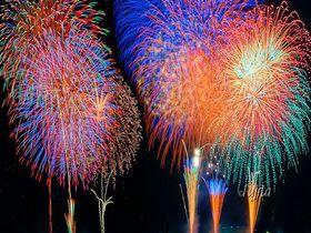 関東とその周辺のおすすめ花火大会8選 一見の価値あり&穴場まで!