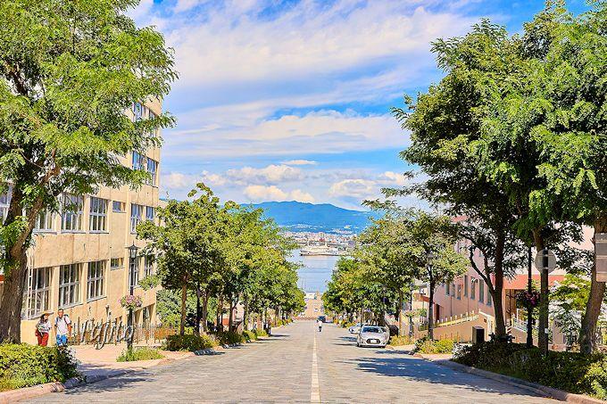 ラビスタ函館ベイは、駐車場フリーパスで観光の基地に最適!
