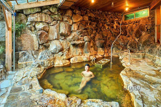 3.然別峡 かんの温泉