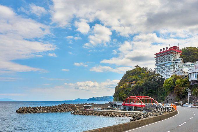 ホテル水葉亭は眺望が最高!大江戸温泉物語の温泉旅館