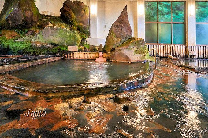 日本で3箇所の正苦味泉も!温泉が大充実