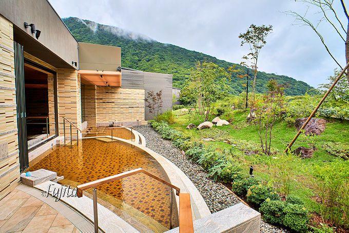 湖尻温泉に加え、姥子温泉の名湯を引湯!