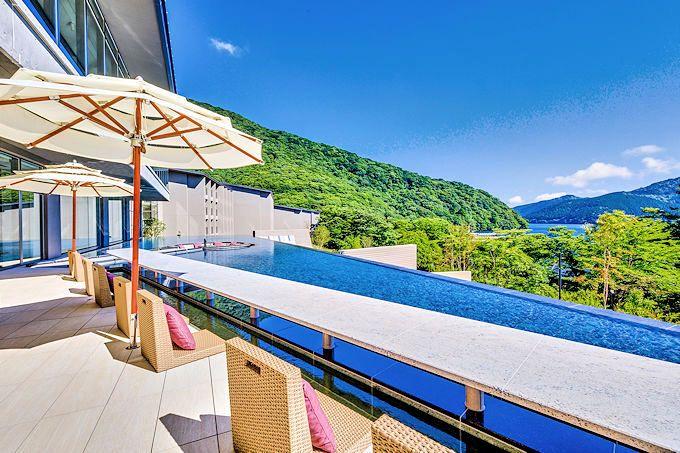 箱根「はなをり」は、芦ノ湖の眺望を満喫する温泉ホテル!