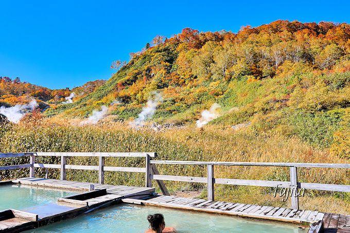 紅葉名所の絶景露天風呂!秋田八幡平「ふけの湯」は宿泊がおすすめ