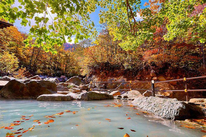 7.滑川(なめがわ)温泉