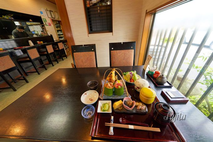 「秋田屋」の和食ランチは断然お得!