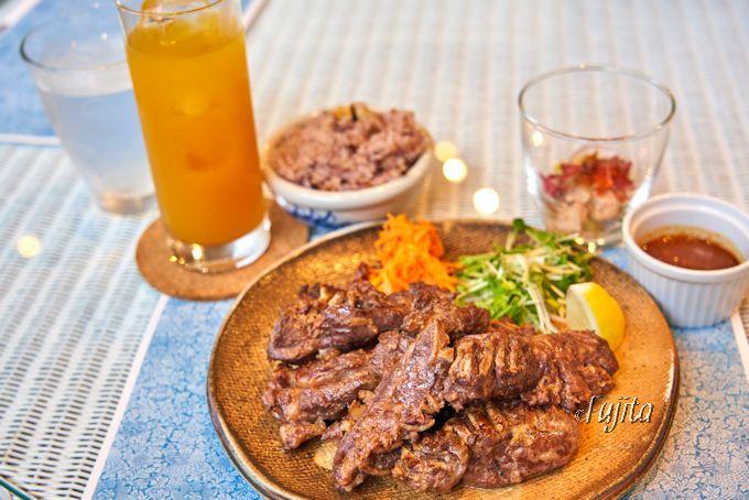 「清祥庵」は佐倉の名物味噌と有機野菜使用!