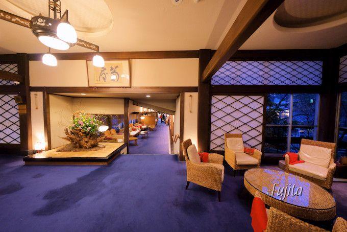 修善寺温泉「湯回廊 菊屋」は老舗の風情が魅力!