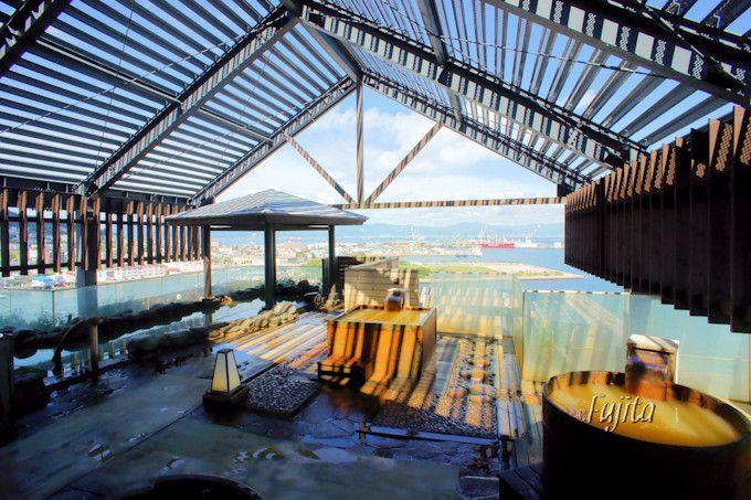 ラビスタ函館ベイの温泉が送迎付きで無料!