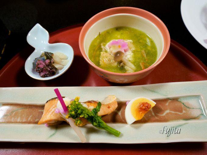 三朝温泉「旬彩の宿いわゆ」は料理が素晴らしい!
