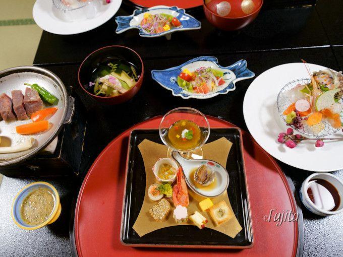 「旬彩の宿いわゆ」は料理が抜群!鳥取・三朝温泉の老舗旅館