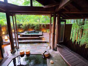 仙仁温泉岩の湯に一度は泊まりたい!長野の予約困難な秘湯を徹底紹介