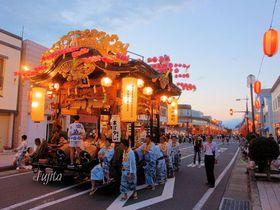 秋田・花輪ばやしは初心者でも楽しめる!アクセスも容易な夏祭り