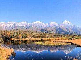 知床の紅葉が美しい!北海道・知床五湖と知床峠で紅葉狩り
