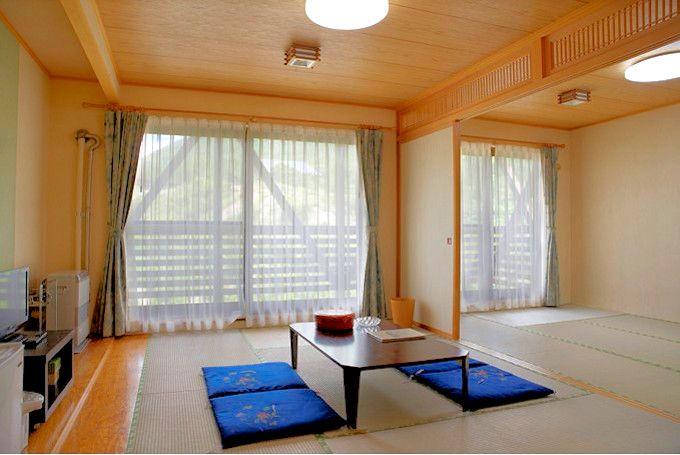 ニセコ五色温泉旅館は様々な宿泊形態に対応可能!
