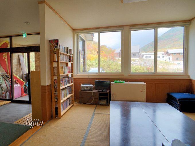 ニセコ五色温泉別館は素泊まり専用の温泉宿!