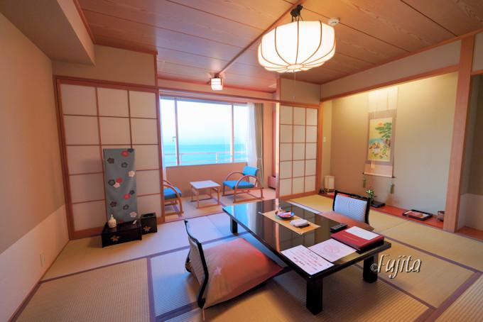 海一望のホテルは海側客室がおすすめ!