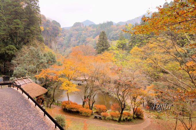 高千穂峡・真名井の滝の紅葉!