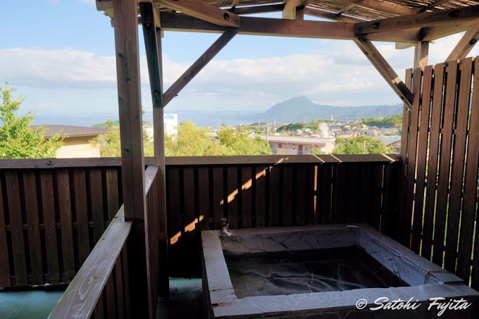 別府の美人湯!神丘温泉「豊山荘」は露天風呂付き客室がおすすめ