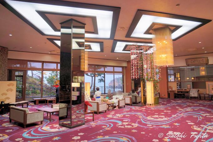 五浦温泉「五浦観光ホテル」別館は五浦海岸を一望!