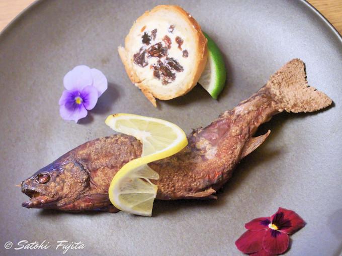 一新された和洋折衷の創作料理が素晴らしい!