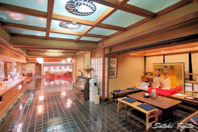 常盤屋旅館は老舗の風格満点!