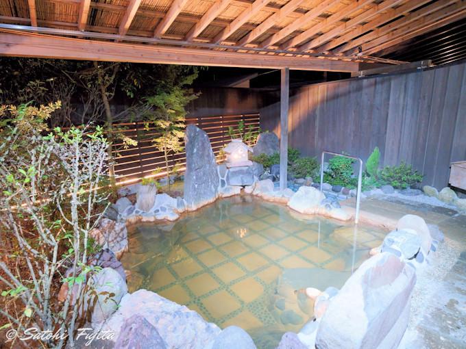 こしかの温泉の大浴場も利用可能!