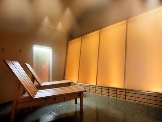 源泉ミストサウナで須賀川温泉を満喫!