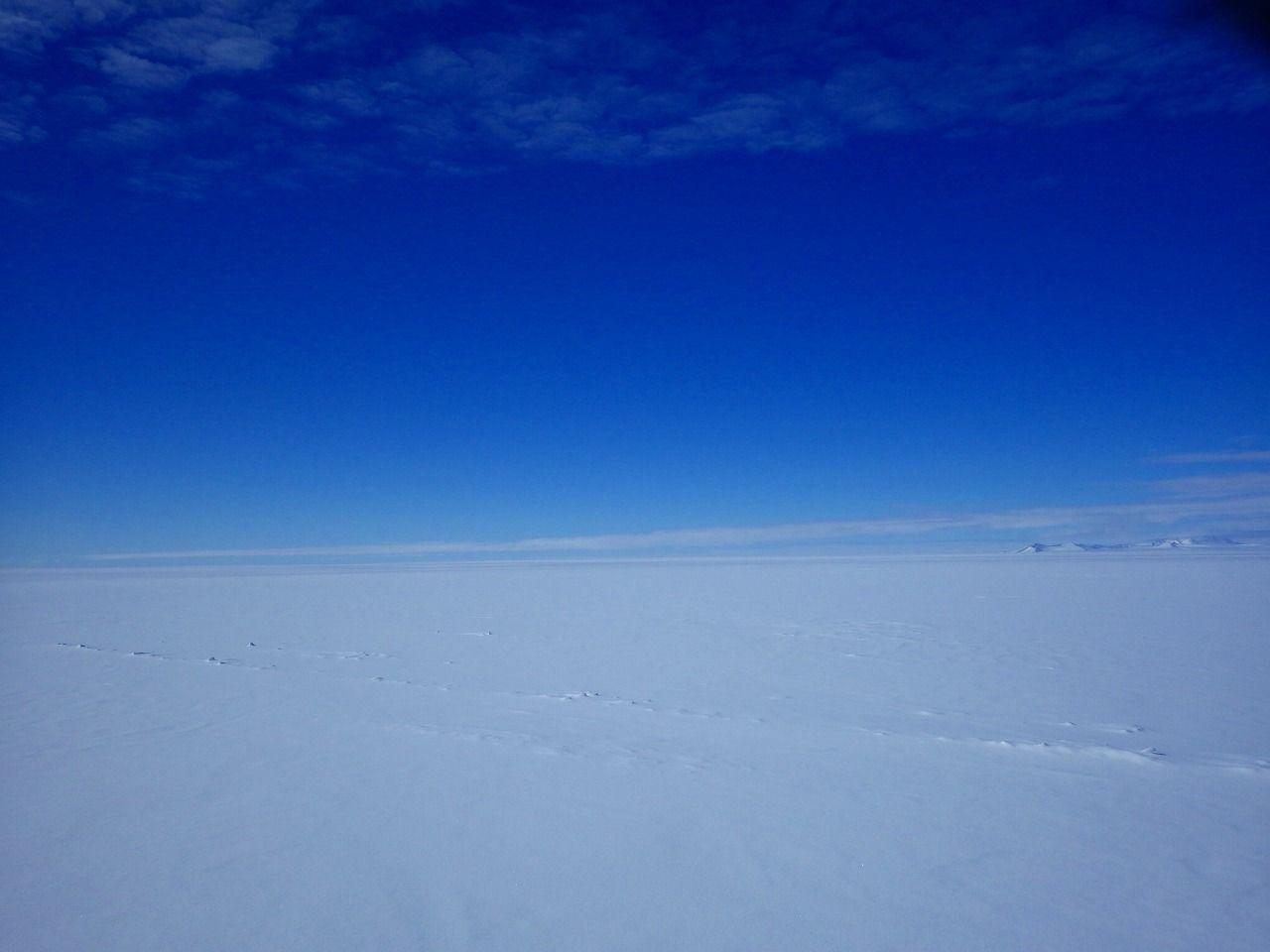 雪と氷の大陸、南極を歩いてみよう!