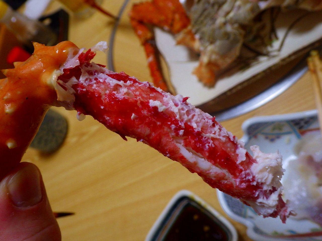 新鮮な魚介類がたっぷり!夕食は女満別の居酒屋「海鮮漁火」で!