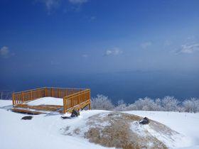京阪神からのアクセス至便!滋賀県南比良で冬山登山体験!