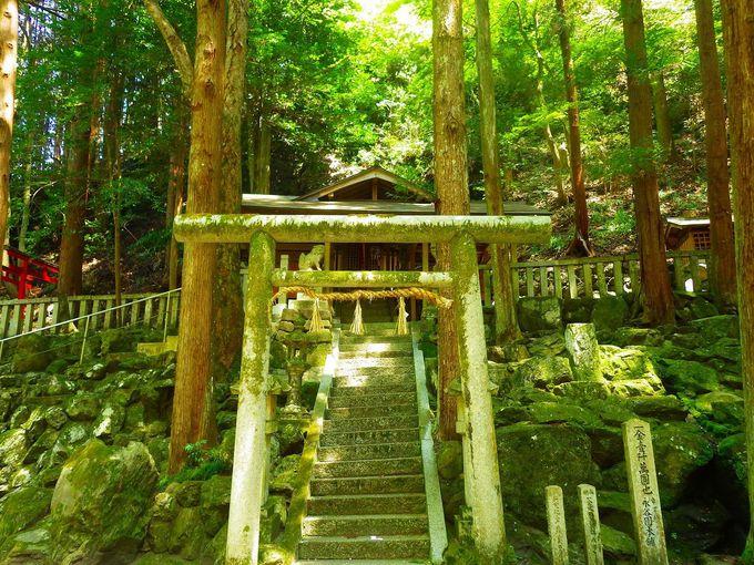 煎茶を完成させた永谷宗円を祀る、茶宗明神社