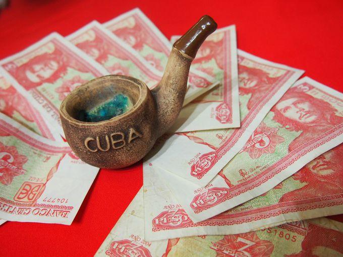 キューバのヒーロー、チェゲバラの存在