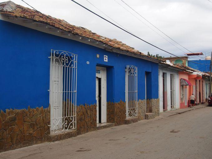 キューバでホームステイ