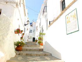 「世界一美しい村」に選ばれたスペインのフリヒリアナ