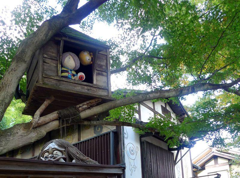 妖怪はどこに?水木しげる氏ゆかりの地、東京・調布市をゲゲゲ散策!