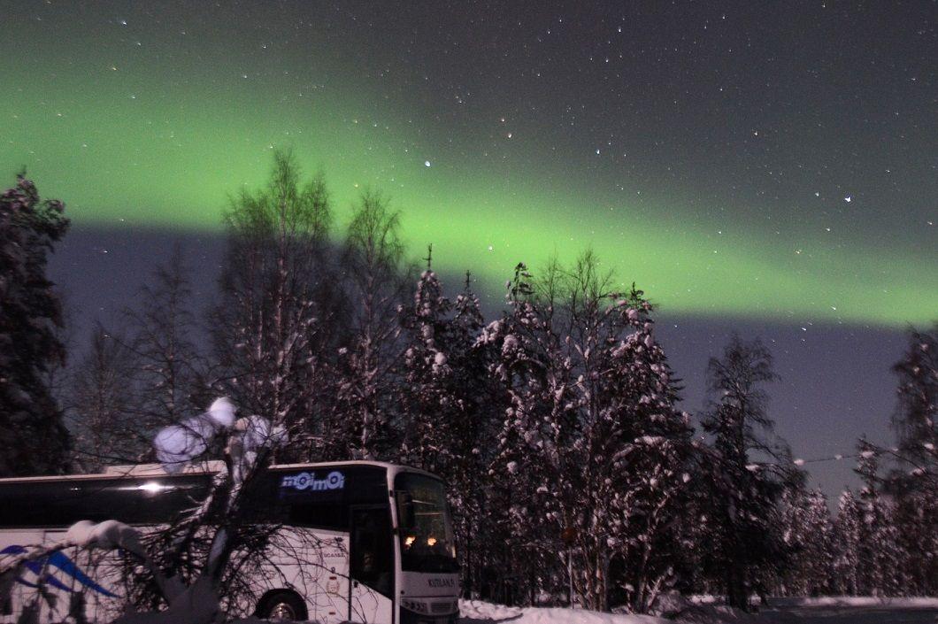 日本語だから安心!フィンランド発のモイモイ号でオーロラ観測