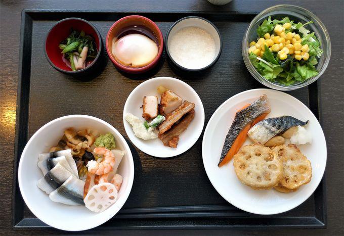 """郷土料理の""""まつり寿司""""が食べ放題!"""