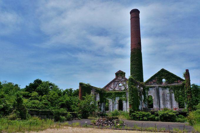 廃墟から生まれ変わった犬島精練所美術館
