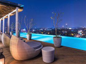 「コロンボ・セブン」で夜景ひとり占め!スリランカのスタイリッシュホテルに滞在
