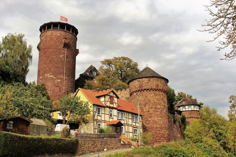 ドイツで『ラプンツェル』の塔に泊まる!