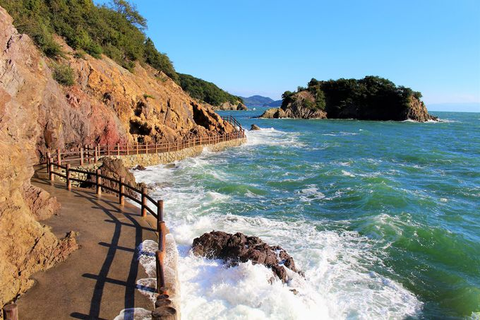 瀬戸内海に浮かぶ神秘の島・仙酔島でパワーをリチャージ!