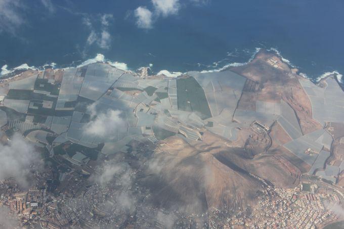 カナリア諸島のテネリフェはどこにあるの?