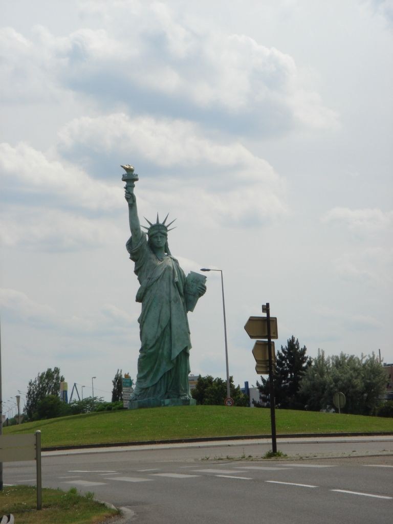 自由の女神を作ったバルトルディが生まれた地コルマールに行ってみよう ...