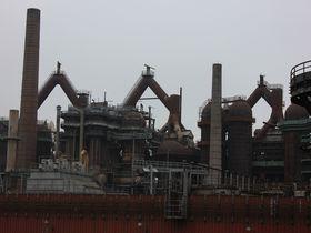 世界で初登録された産業遺産ドイツ・フェルクリンゲン製鉄所を見に行こう