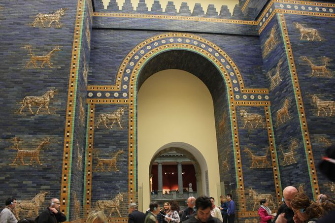 2.ぺルガモン博物館(ベルリン)