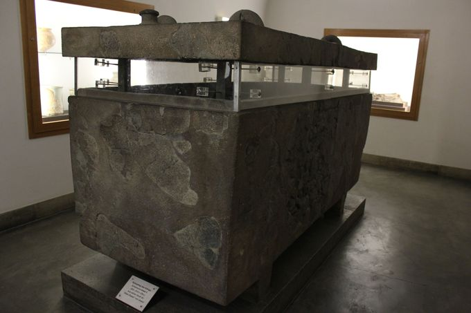 シャムシ・アダド5世の石棺