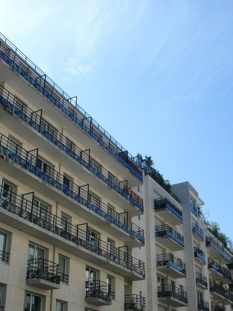 暮らすように泊まる!アダージョ パリ ビュット ショーモンは長期滞在にお勧めのアパートホテル!